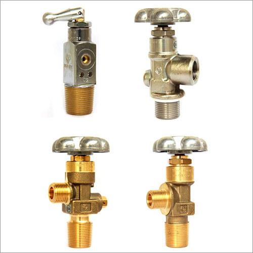 High Pressure Gas Cylinder Valves