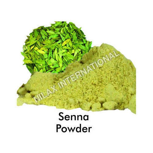 Senna Leaf Powder