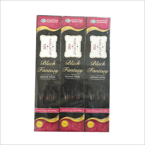 Black Fantasy Incense Sticks