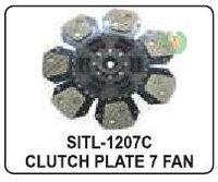Clutch Plate 7 Fan