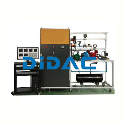 Energy Efficiency Air Compressor Trainer