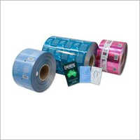 Polyester Laminated Printed Rolls