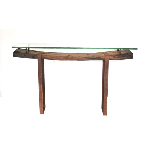 Console Antique Table