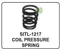 Coil Pressure Spring
