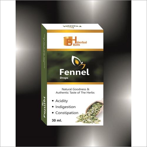 Fennel Drop