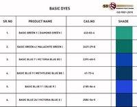 MALACHITE GREEN BASIC GREEN 4 DYES