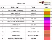 AURAMINE O BASIC YELLOW 2 DYES BASIC