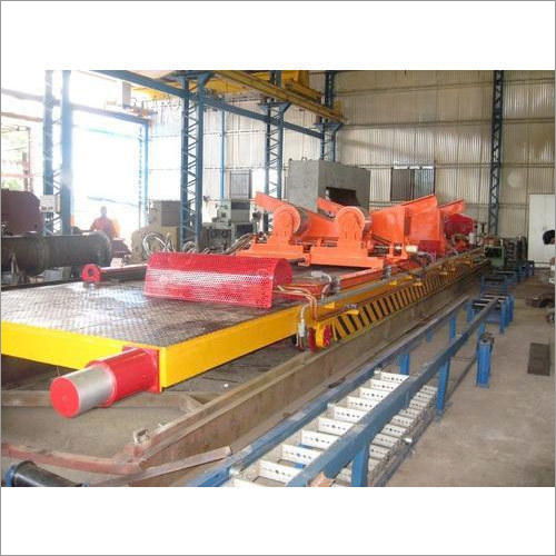 Material Handling Coil Car Trolley