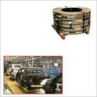 Automobile Cold Rolled Steel