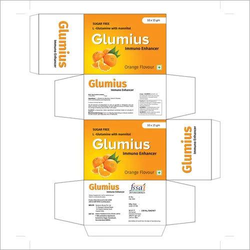 L-Glutamine Immuno Enhancer Age Group: All