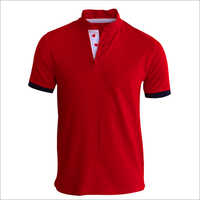Polo Red T Shirt