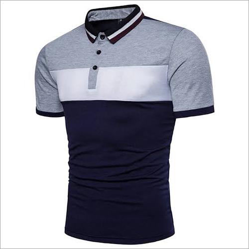 Slim Fit Contrast T-Shirt
