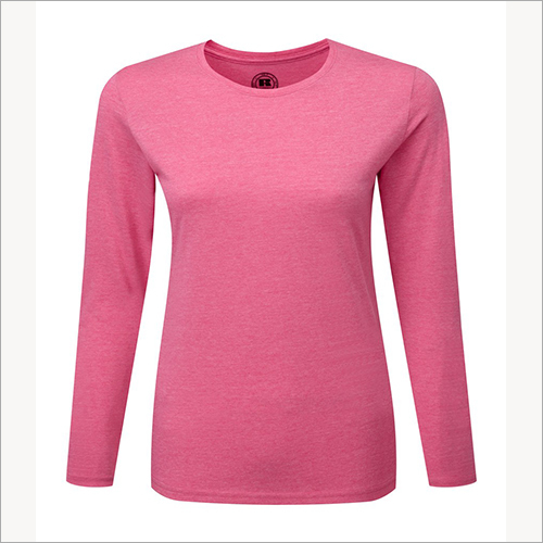 Full Sleeve Round Neck T-Shirt