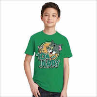 Kids Printed T Shirt