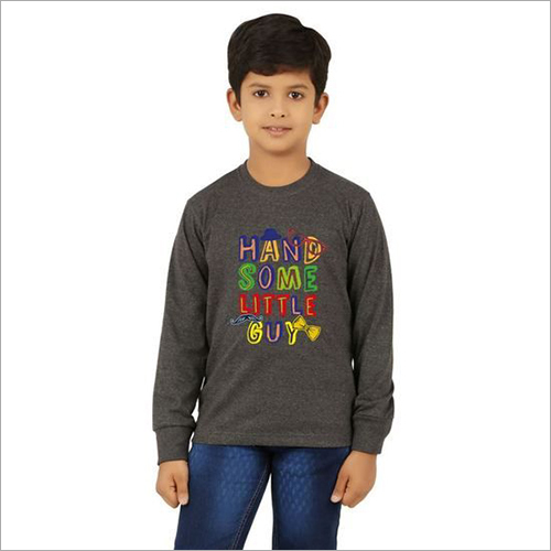 Full Sleeve Kids T Shirt
