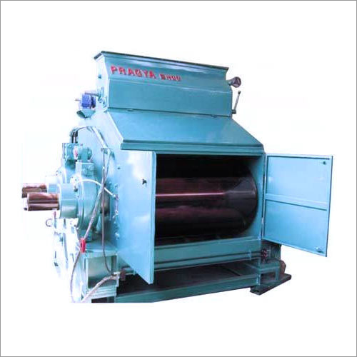 Hydraulic Flaker Machine