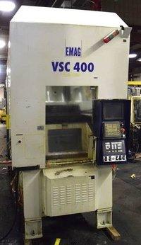 CNC VERTICAL LATHE EMAG VSC 400
