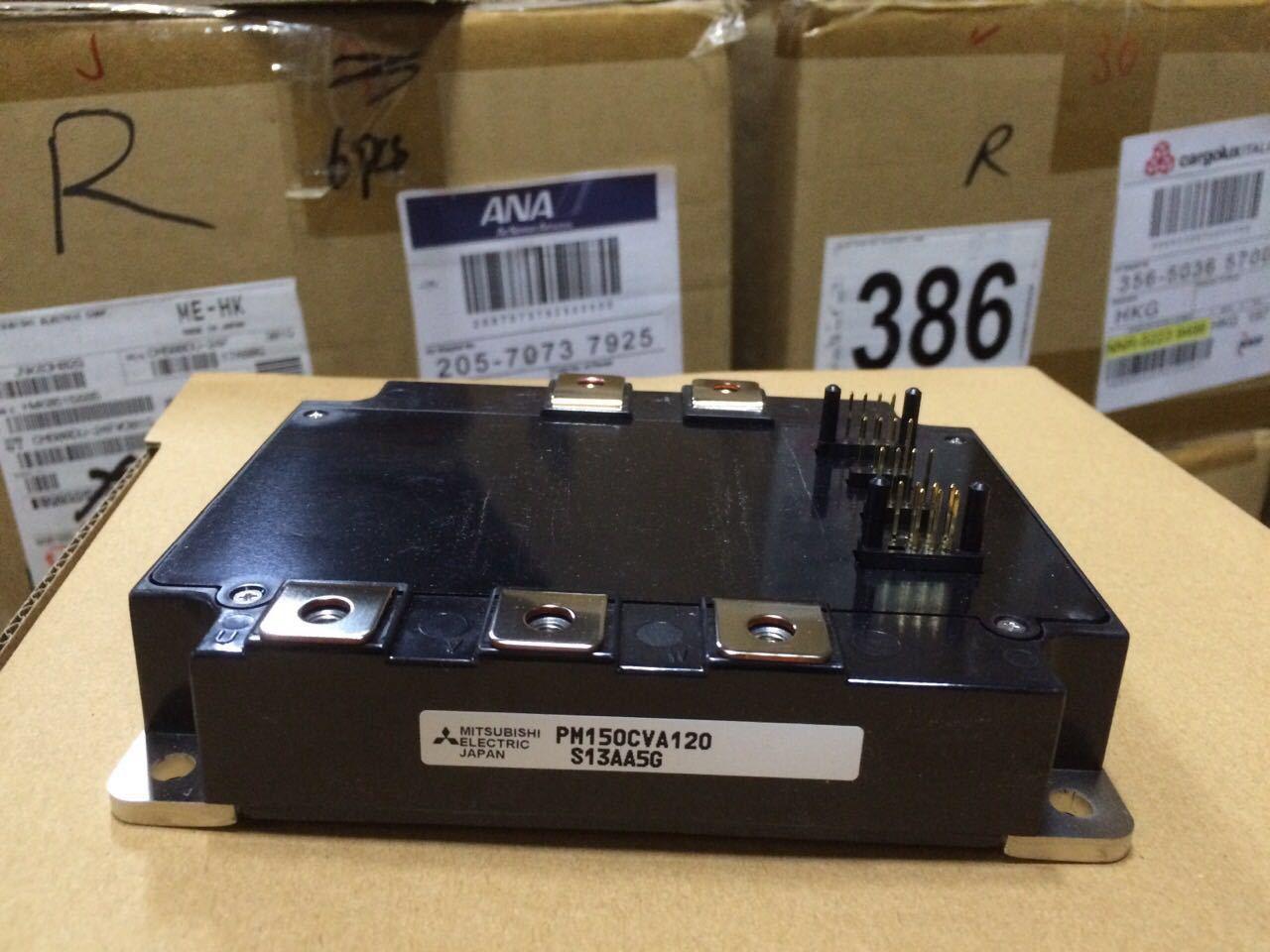 MITSUBISHI IGBT module PM75CVA120 in stock
