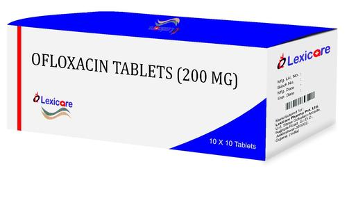 Ofloxacin 200mg Tablets