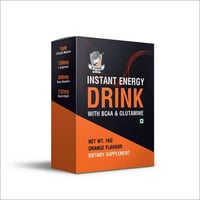 Instant Energy Drink with BCAA and Glutamine