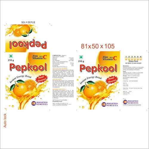 Pepkool Instant Energy Drink