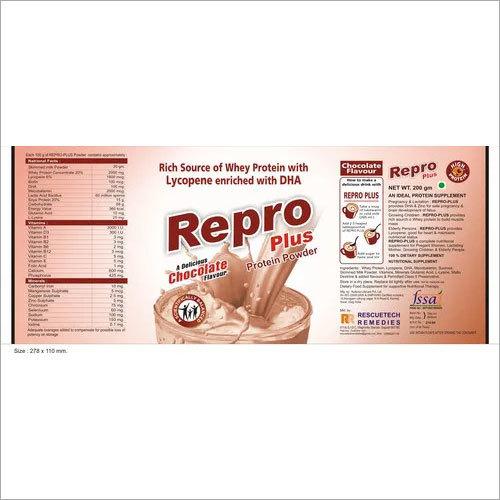 Repro Plus Protein Powder