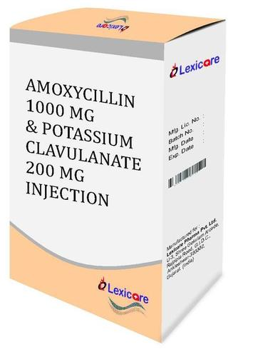 Amoxycillin 1000mg Injection