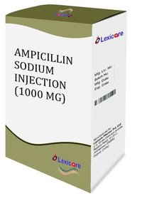 Ampicillin Sodium 1000mg Injection