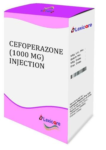 Cefoperazone Injection 1000 mg