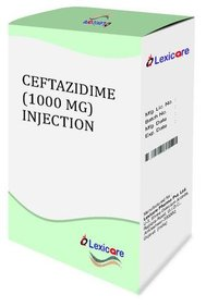 Ceftazidime Injection