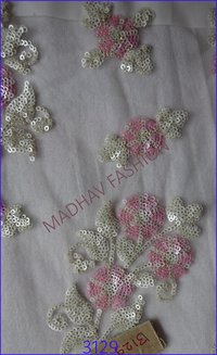 New Flower Sequence Embroidery Work