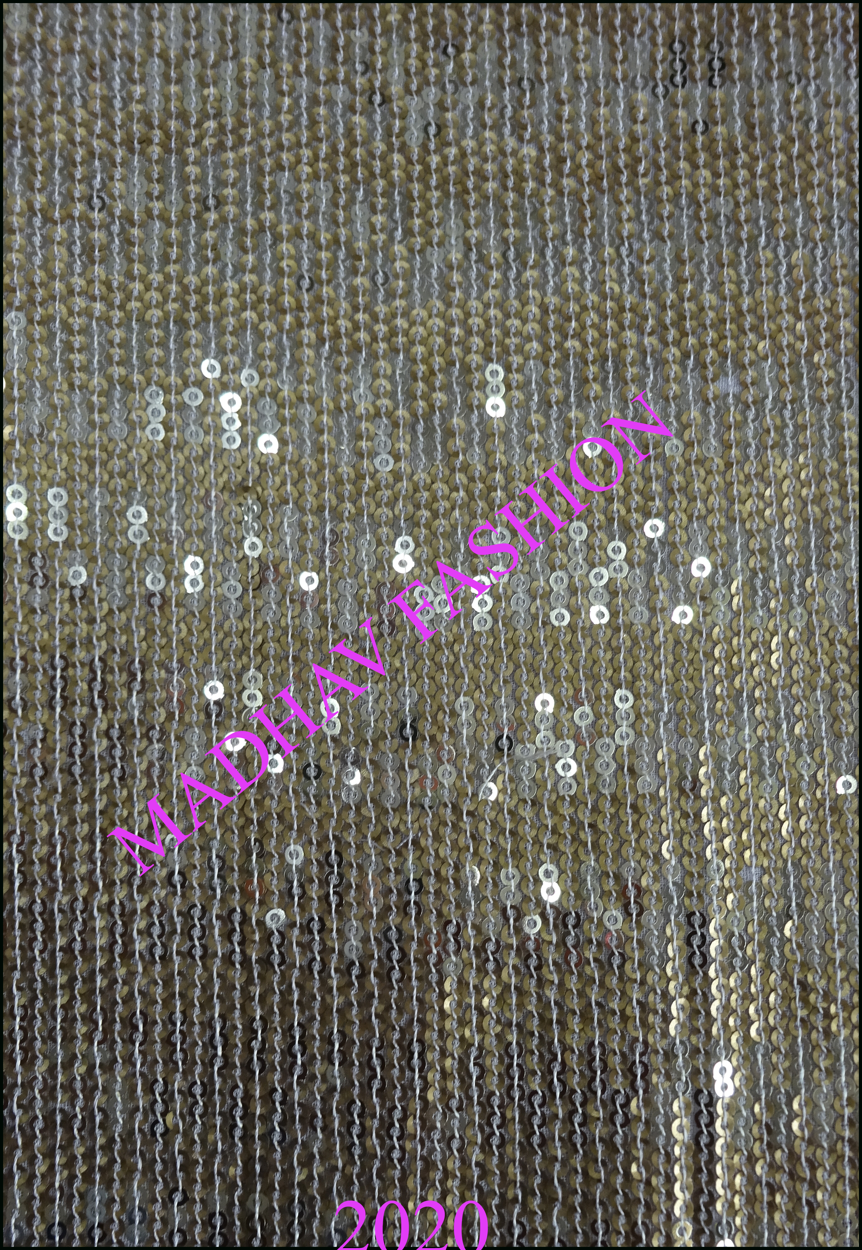 Sequence Embroidery