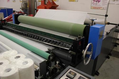 Toilet Paper Roll Machine