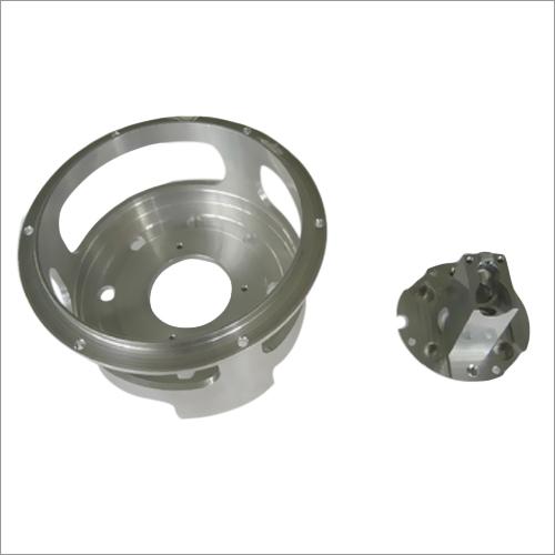 CNC Machined Spare Part