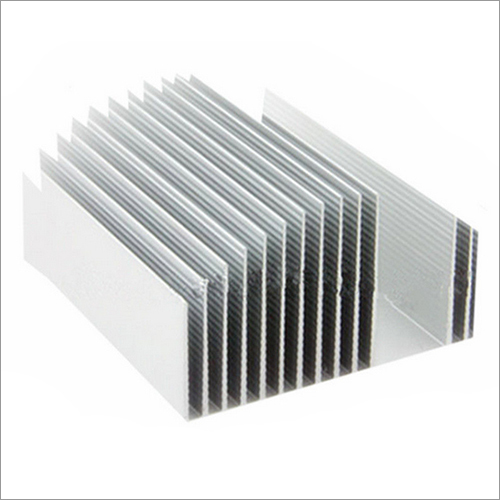 Aluminum Heat Sink for motor or PCB