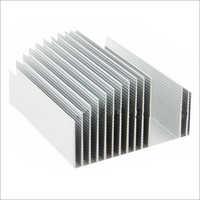 Aluminum CNC Machining Heat Sink
