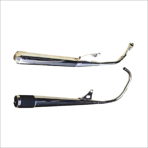 Stainless Steel Motorcycle Exhaust Pipe