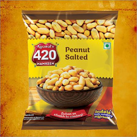100G Salted Peanut