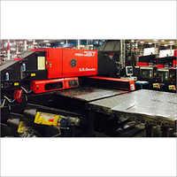 Turret Punch Press Refurbished Machine