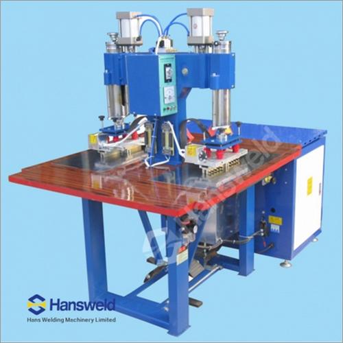PVC Stretch Ceiling Film Double HF Welding Machine