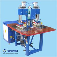 PVC Bag Welding Making Machine
