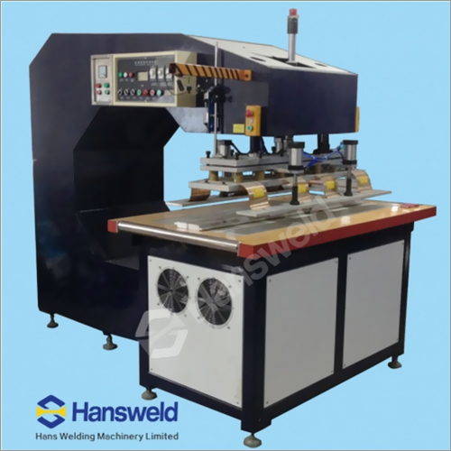 Deep Throat HF Welding Machine
