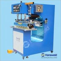 HF PVC Banner Welding Machine
