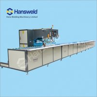 Movable HF Welding Machine For PVC Products