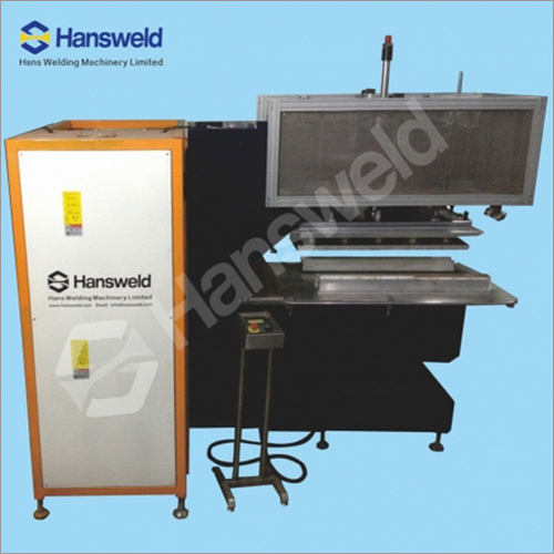 High Frequency PVC Cleated Conveyor Belt Welder
