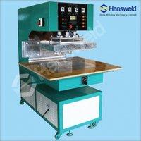 HF Welding Machine For PVC TPU Cleats And Sidewall