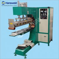 Side Wall PVC Conveyor Belt Welding Machine