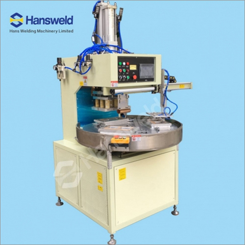 HF PVC Blister Paper Sealing Packing Machine