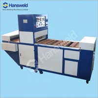 Automatic PVC Blister Sealing Machine