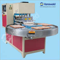 HF PVC Blister Toothbrush Packing Sealing Machine